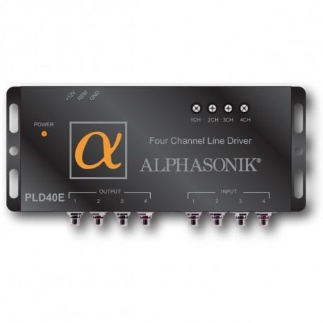 Alphasonik PLD 40E