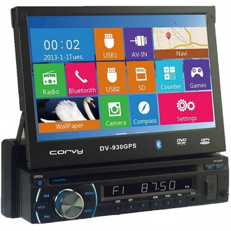 Corvy DV 930 GPS