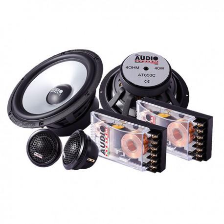 AudioSystem AT 650C